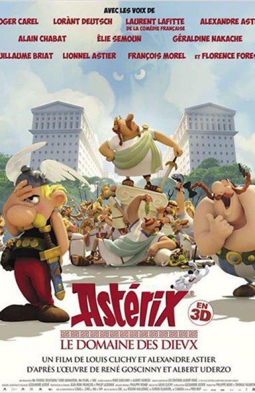 Astérix – Le Domaine des Dieux (2014)