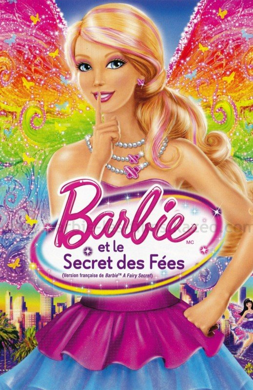 Barbie et le secret des fées (2011)